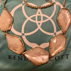 Kendra Scott Ivory Pearl Necklace
